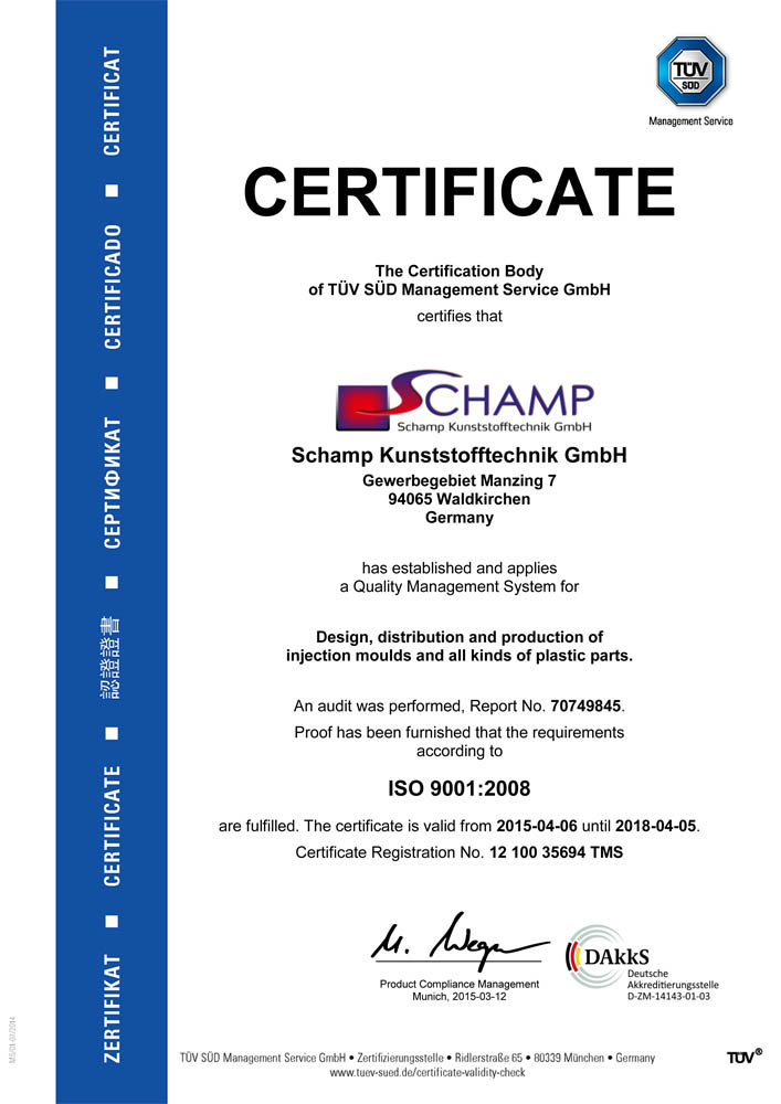 DIN ISO 9001-2008 En